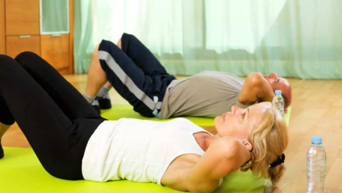 How Indoor Exercise Can Reduce Stress During Lock Down