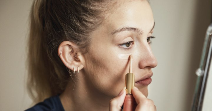 How To Apply Concealer On Fine Lines, From A Makeup Artist