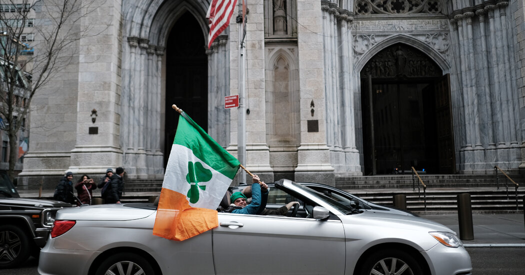 Most St. Patrick's Day Parades Canceled Again in 2021