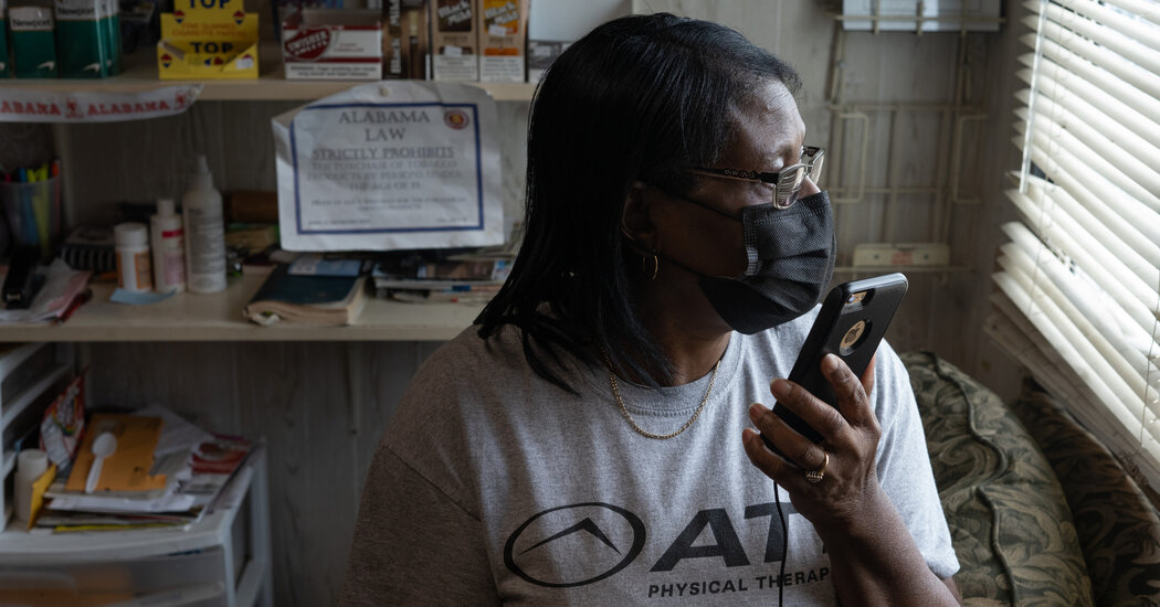 Getting the Vaccine Isn't Easy for Black Americans in the Rural South
