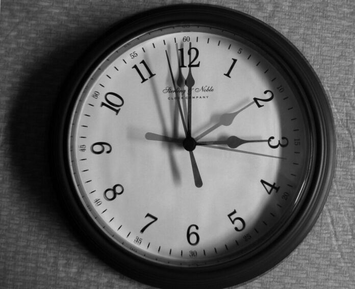 Switch Your Clocks; Stay Aware of Your Health