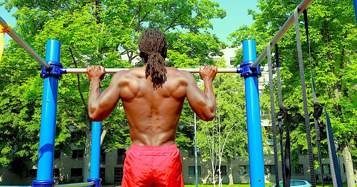 How to Boost Your Pull Ups in 2 Weeks
