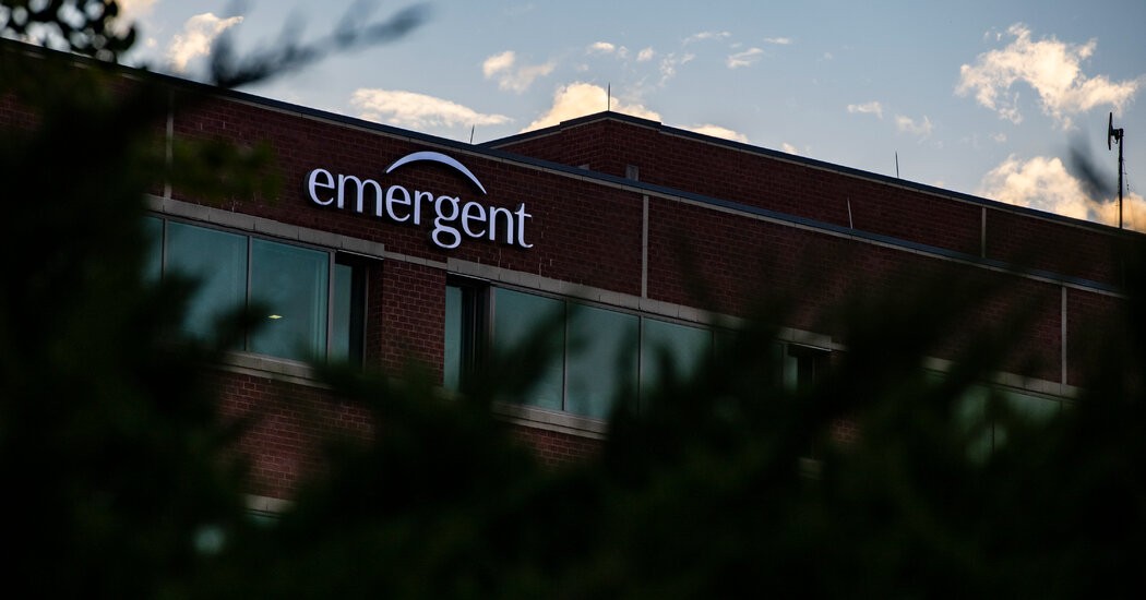 Biden Cancels Visit to Emergent Facility After Times Report on Its Tactics