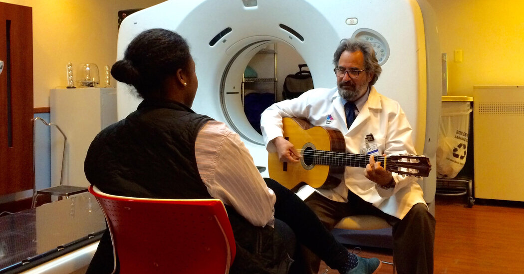 Music Therapy: Why Doctors Use it to Help Patients Cope