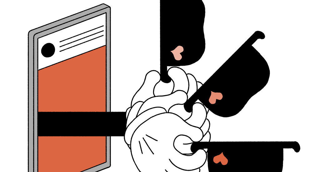 Social Media Etiquette Review - The New York Times