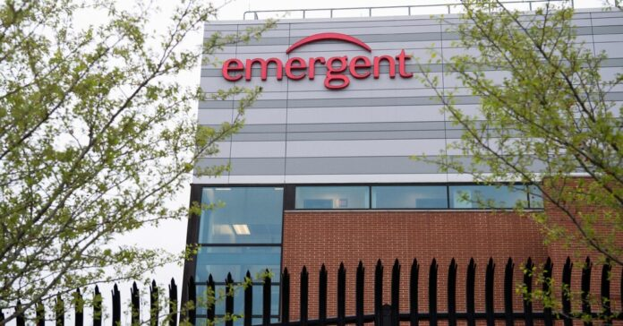 F.D.A. Inspectors Find Shortcomings at Emergent Vaccine Plant in Baltimore