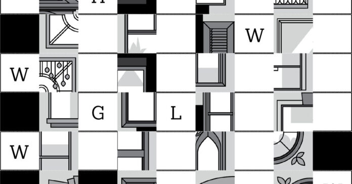 Weave Through This Puzzle - The New York Times
