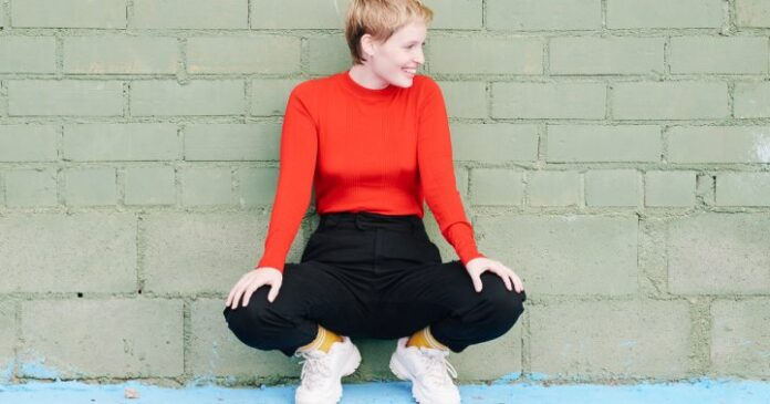 A Pelvic Floor PT's Go-To Move For Relaxing The Pelvic Floor