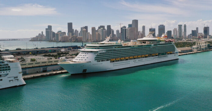 Battle of the Seas: Cruise Lines vs. the C.D.C.