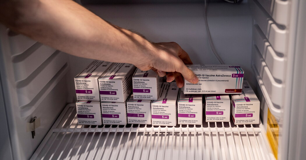 Denmark says it's permanently stopping use of the AstraZeneca vaccine.