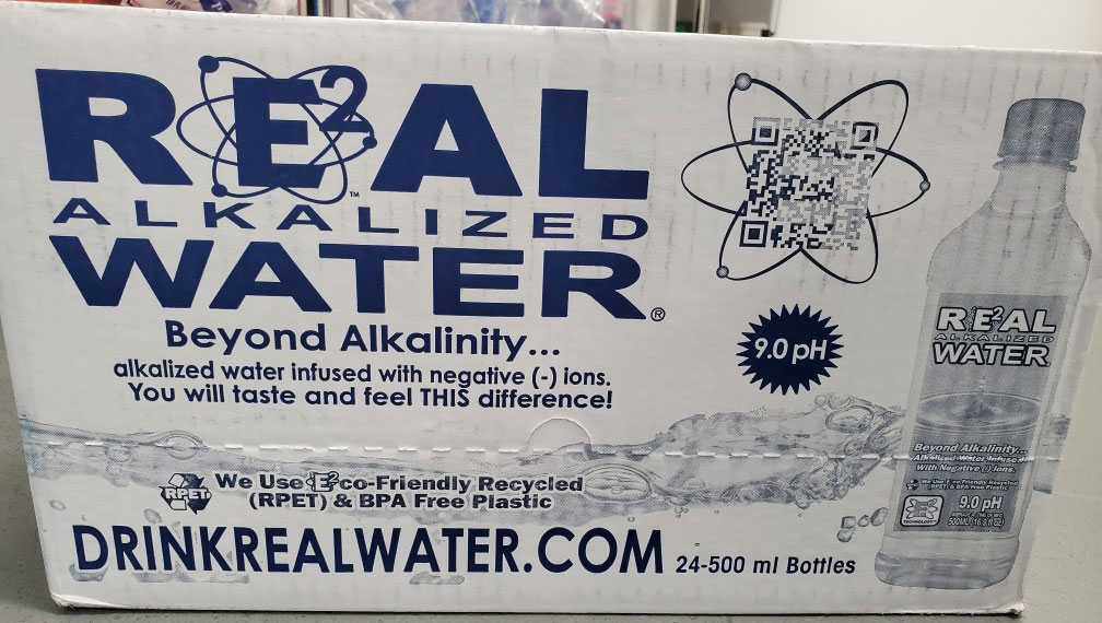 Real Water Tries to Sink the FDA's Probe