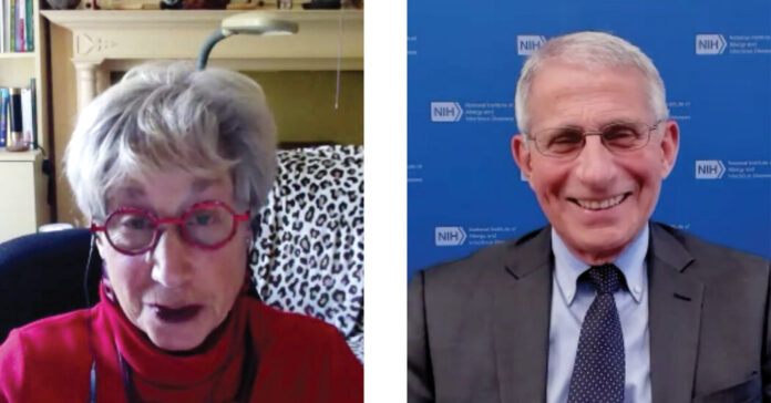 Jane Brody and Anthony Fauci on Staying Fit and Focused at 80 and Beyond