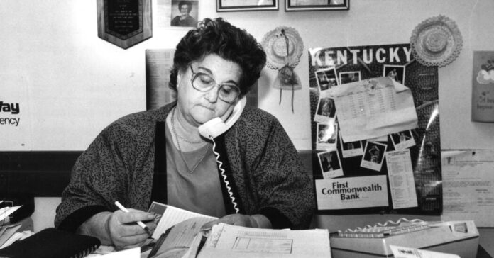 Eula Hall, One-Woman Relief Agency in Appalachia, Dies at 93