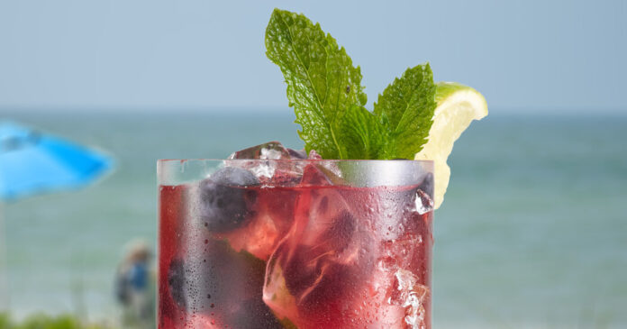 Mint Drink Recipes - The New York Times