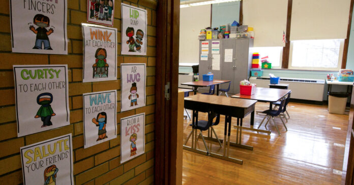 Ventilation and Testing Can Help Keep U.S. Schools Open in Fall, Studies Suggest