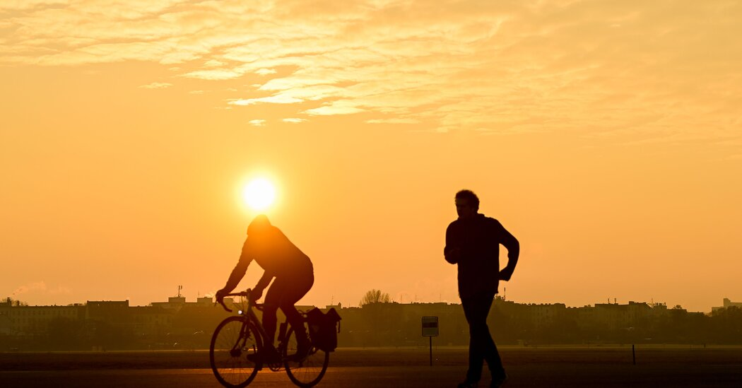 The Best Time of Day to Exercise for Metabolic Health