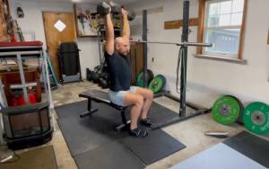 No Legs, No Worries- Keep Your Upper Body Strong and Quick