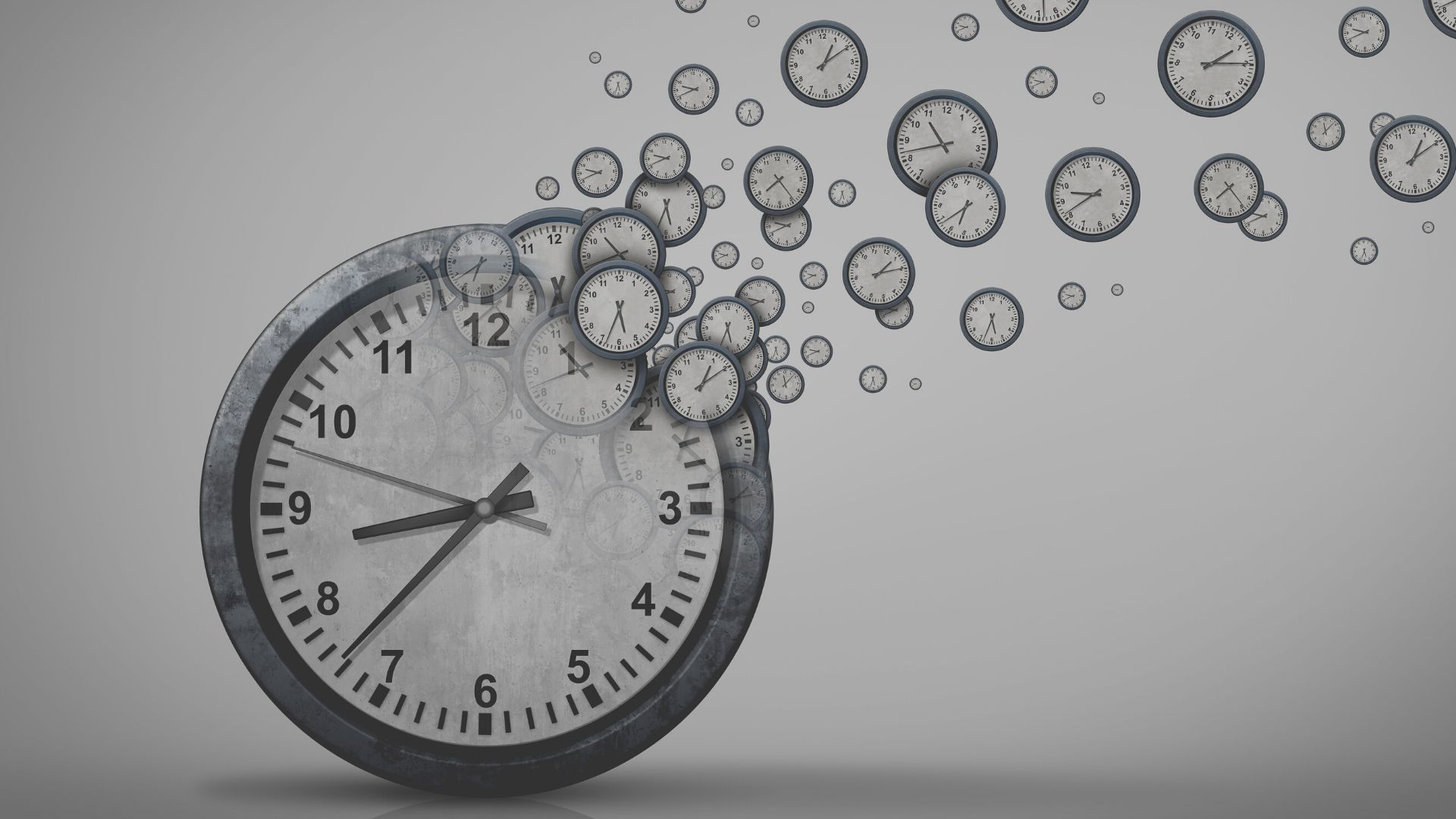 Time Management and Weight Loss