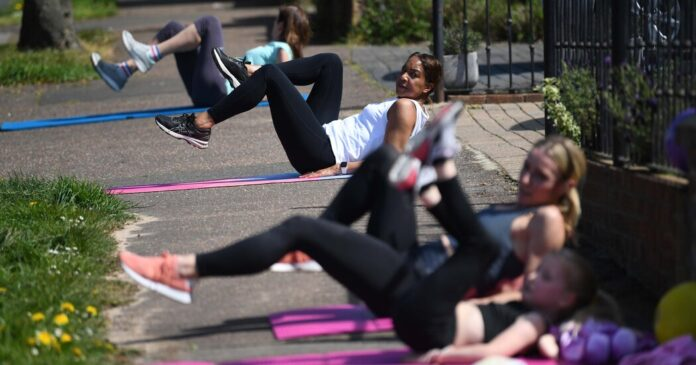 The Best Type of Exercise? A Blood Test Holds Clues