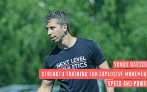 Strength Training for Ice Cold Athletes